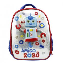 Imagem - Mochila Infantil Amigo Robô Clio  - 097917