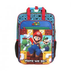 Imagem - Mochila Infantil Dmw Super Mario 11734 - 099752