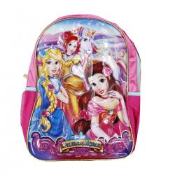 Imagem - Mochila Infantil Princesas Clio  - 098071