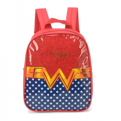 Imagem - Mochila Wonder Woman 11 Luxcel - 098575