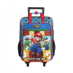 Imagem - Mochilete Infantil Dmw Super Mario 11735 - 099753