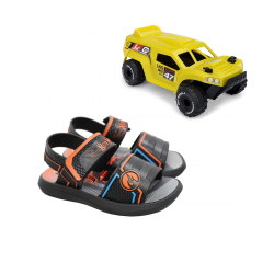 Imagem - Papete Grendene Kids Hot Wheels Monster - 100122