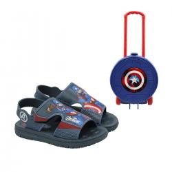 Imagem - Papete Infantil Grendene Kids Avengers - 090052