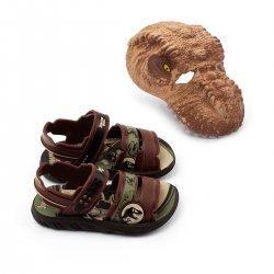 Imagem - Papete Infantil Grendene-Kids Jurassic Park Mascara - 109180