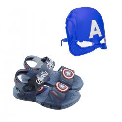 Imagem - Papete Infantil Grendene Kids Marvel Hero Glass - 096783