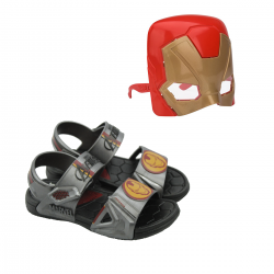 Imagem - Papete Infantil Grendene Kids Marvel Hero Glass - 096782
