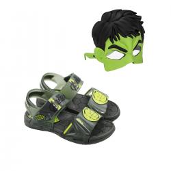 Imagem - Papete Infantil Grendene Kids Marvel Hero Glass - 096781