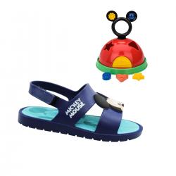 Imagem - Papete Infantil Grendene Kids Mickey E Minnie  - 097758
