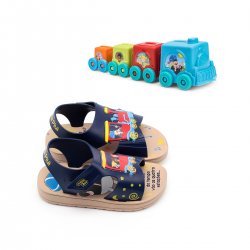 Imagem - Papete Infantil Grendene-Kids Mundo Bita Trenzinho - 110101