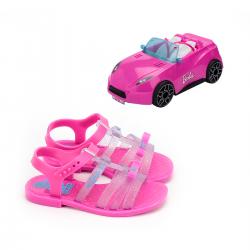 Imagem - Sandália Grendene-Kids 22166 Barbie Pink Car - 104329
