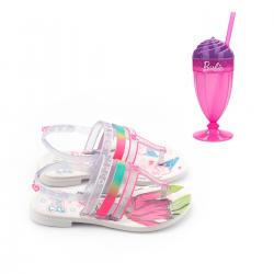 Imagem - Sandália Infantil Grendene-Kids Barbie Milkshake - 106108