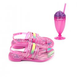 Imagem - Sandália Infantil Grendene-Kids Barbie Milkshake - 106107