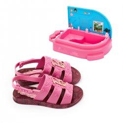 Imagem - Sandália Infantil Grendene-Kids Barbie Spa - 109175