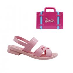 Imagem - Sandália Infantil Grendene Kids Barbie Volta Ao Mundo - 097527