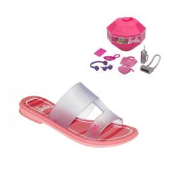 Imagem - Tamanco Infantil Grendene Kids Barbie Surprise - 091435