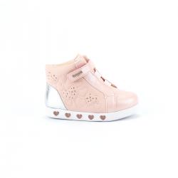 Imagem - Tênis Abotinado Infantil Pampili Sneaker Luz - 095222