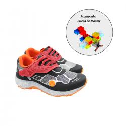 Imagem - Tênis Infantil Kidy Blocks - 100503