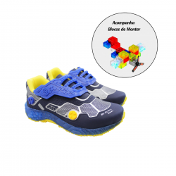 Imagem - Tênis Infantil Kidy Blocks - 100504