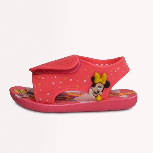 Sandália Bebê menina Grendene 26444 Ipanema Disney