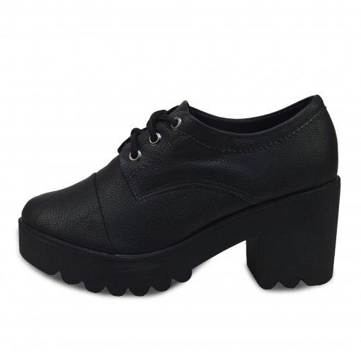 Sapato Feminino Oxford Via Brevi Y1003