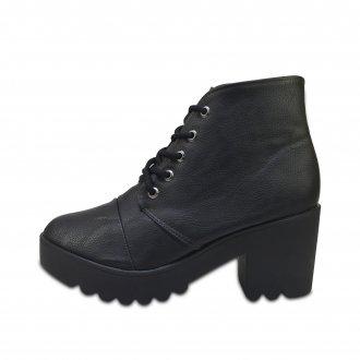Imagem - Ankle Boots Feminino Via Brevi Y1003-b cód: 353Y1003-B1