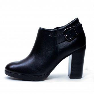 Imagem - Bota Ankle Boots Feminino Cravo e Canela 161207-3 cód: 82161207-31