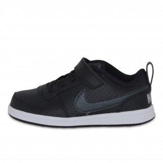 Imagem - Tênis Bebê Nike Bv0747-001 Court Borough cód: 30BV0747-001COURTBOR485