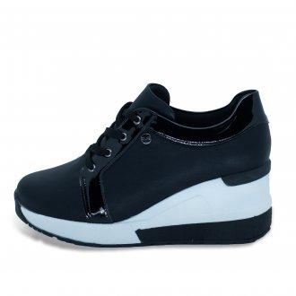 Imagem - Tenis Sneakers Feminino Quiz 37913 cód: 480379131