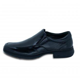 Imagem - Sapato Masculino Couro Pipper 53202 Conforto cód: 445532021