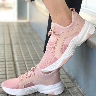 Imagem - Tenis Chuncky Sneakers Logus 20780 cód: 100000622078010000547