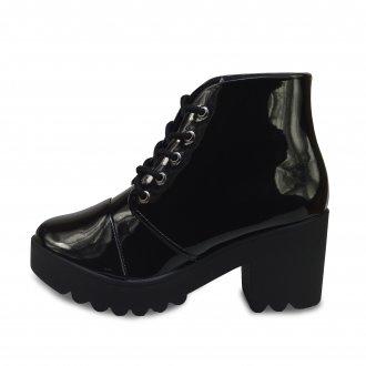 Imagem - Bota Ankle Boots Feminino Via Brevi Y1003-b vz cód: 353Y1003-BVZ1