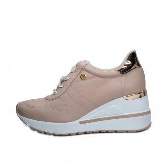 Imagem - Tênis Feminino Sneakers Via Marte 19-3352 cód: 1319-335256