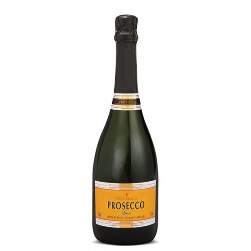 PACK Peterlongo Espumante Presence Prosecco 750ml - (cx c/ 6und)