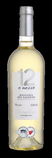 12 e Mezzo Malvasia del Salento IGP 750ml