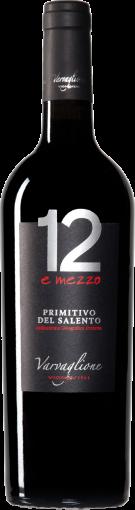 12 e Mezzo Primitivo del Salento IGP 750ml