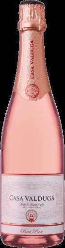 Arte Espumante Brut Rosé Casa Valduga 750ml