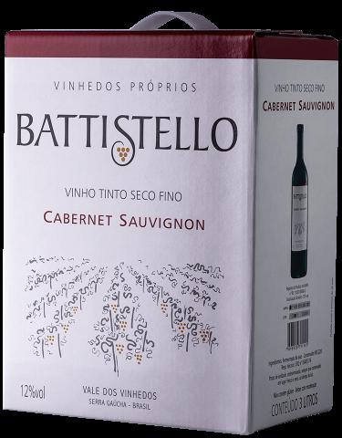 Battistello Bag in Box 3L Cabernet Sauvignon