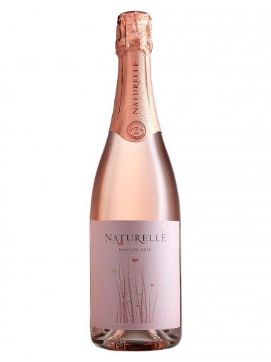 Casa Valduga Espumante Naturelle Moscatel Rose 750ml