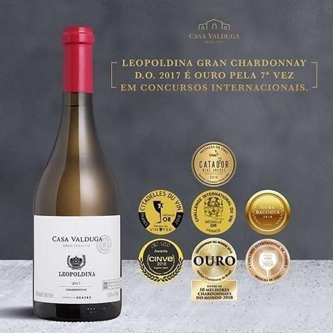 Casa Valduga Leopoldina Terroir Chardonnay 750ml