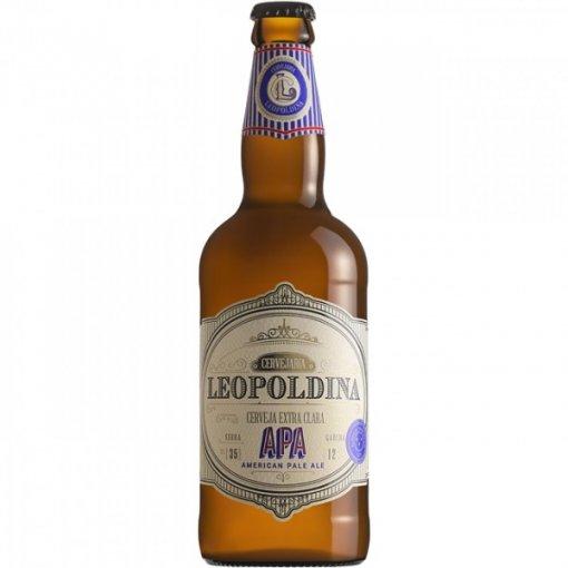 Cerveja Leopoldina American Pale Ale - APA 500ml