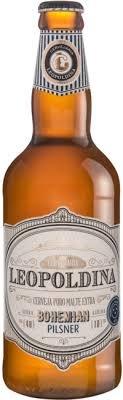 Cerveja Leopoldina Bohemiam Pilsner 500ml