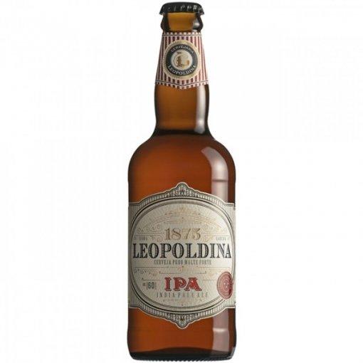 Cerveja Leopoldina IPA 500ml