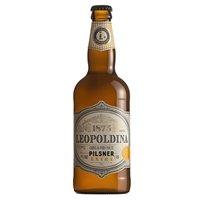 Cerveja Leopoldina Pilsen Extra 500ml