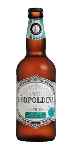 Cerveja Leopoldina Witbier 500ml
