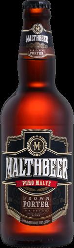 Cerveja Malthbeer Brown Porter 500ml