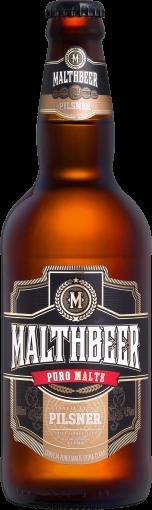 Cerveja Malthbeer Pilsner 500ml