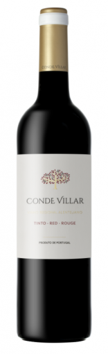 Conde Villar Vinho Regional Alentejano Tinto 750ml
