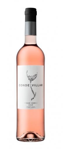 Conde Villar Vinho Verde Rose 750ml