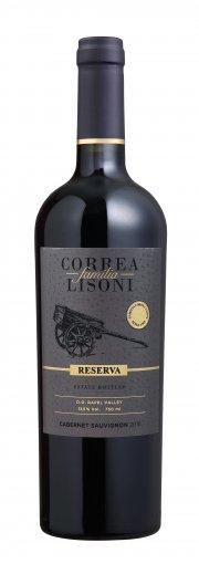 Correa Lisoni Reserva Cabernet Sauvignon 750ml