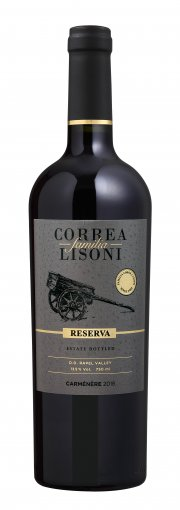 Correa Lisoni Reserva Carmenere 750ml